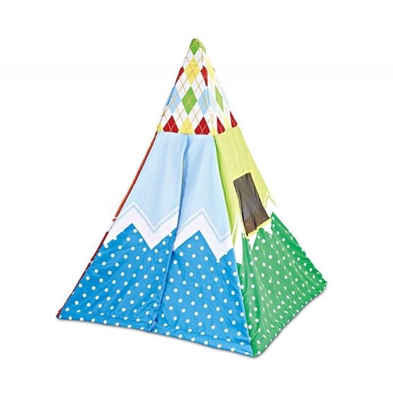 Развивающий коврик FunKids с игрушками Tent With Me Mat CC8726