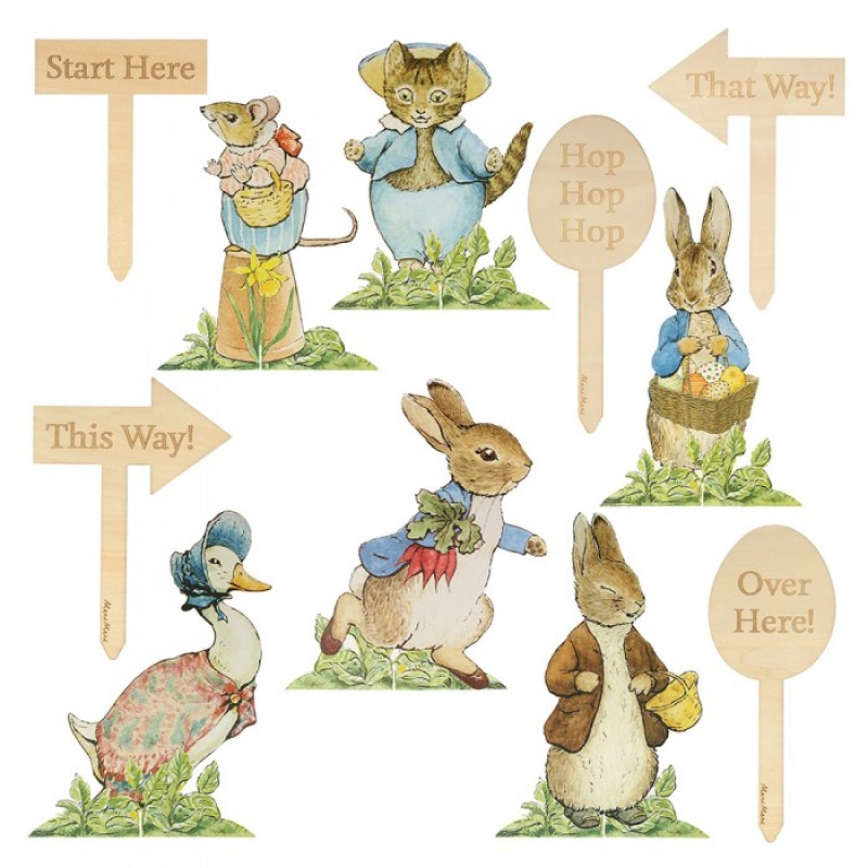 MeriMeri Набор для поиска яиц Кролик Питер