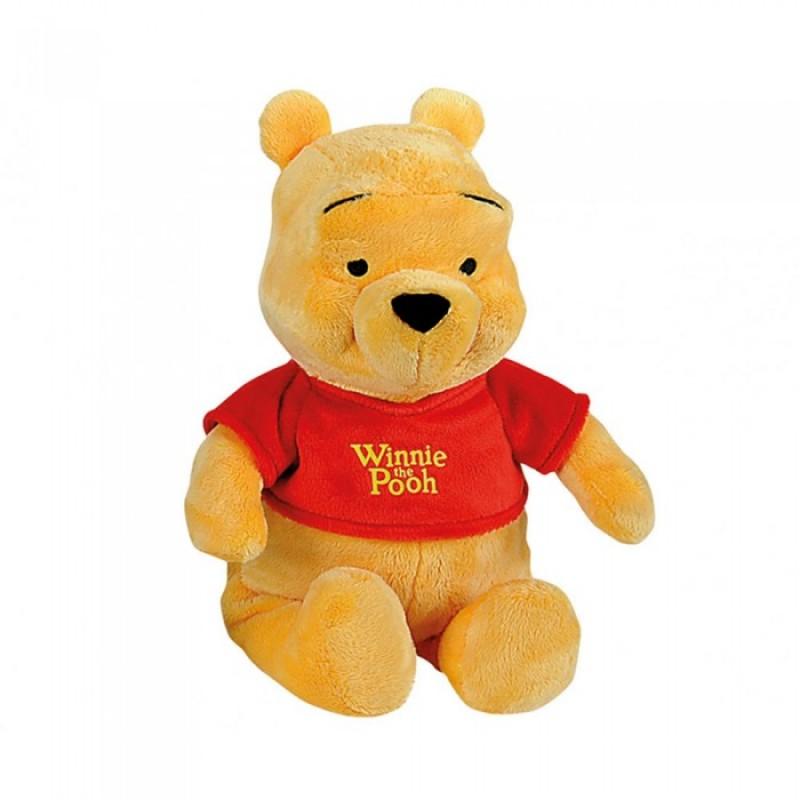 Мягкая игрушка Nicotoy Медвежонок Винни 35 см
