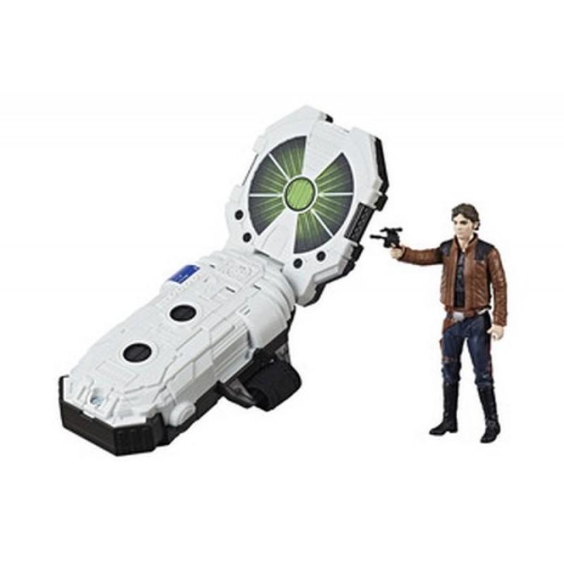 Star Wars Набор Интерактивный браслет Браслет с фигуркой