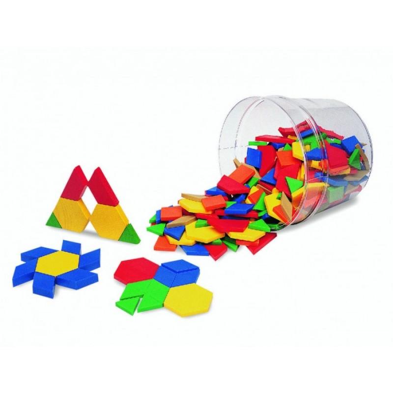 Learning Resources Мозаика Геометрические фигуры
