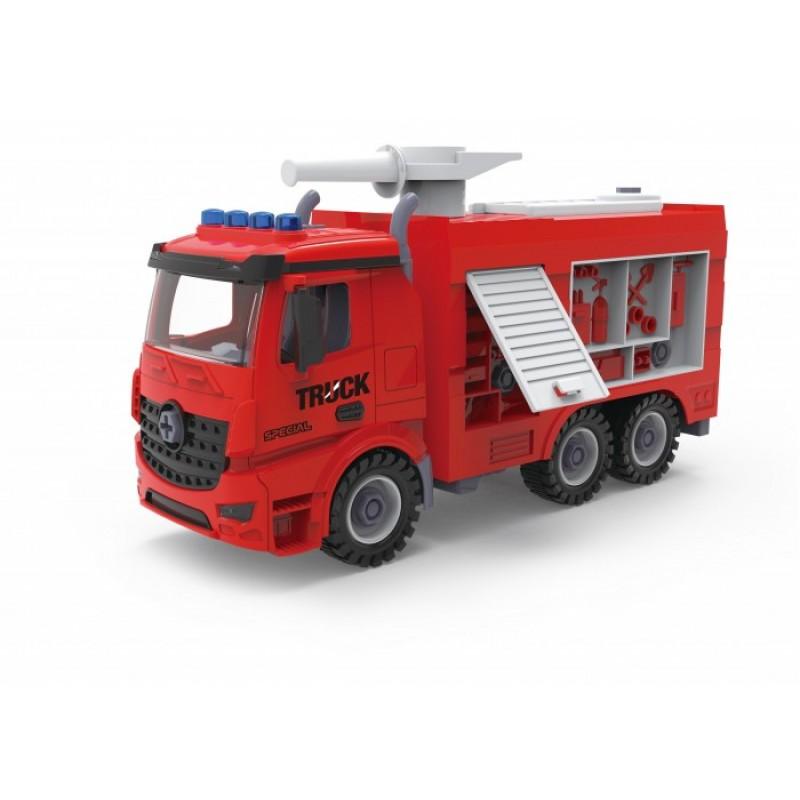 Конструктор ЯиГрушка Пожарная машина