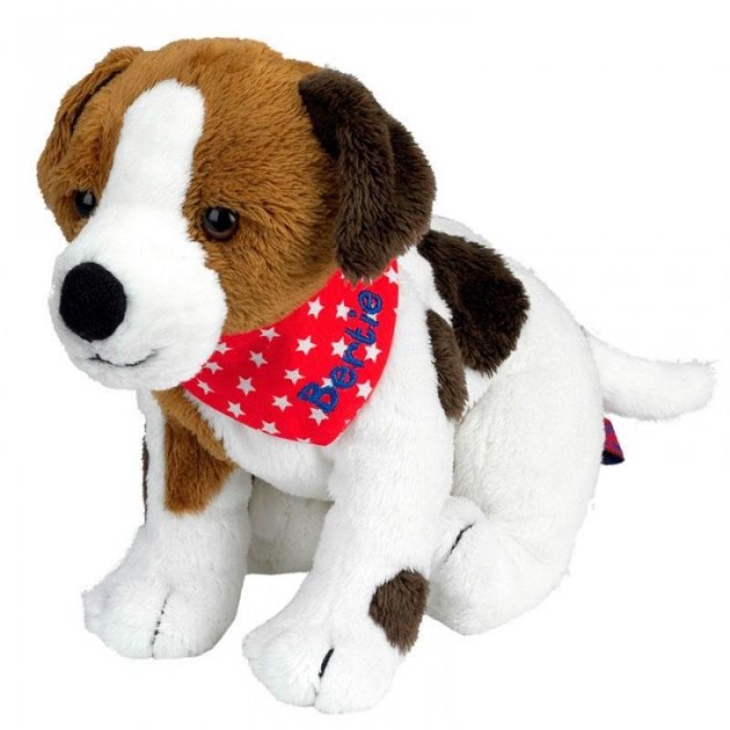 Мягкая игрушка Spiegelburg Собачка Bertie 25376 25 см