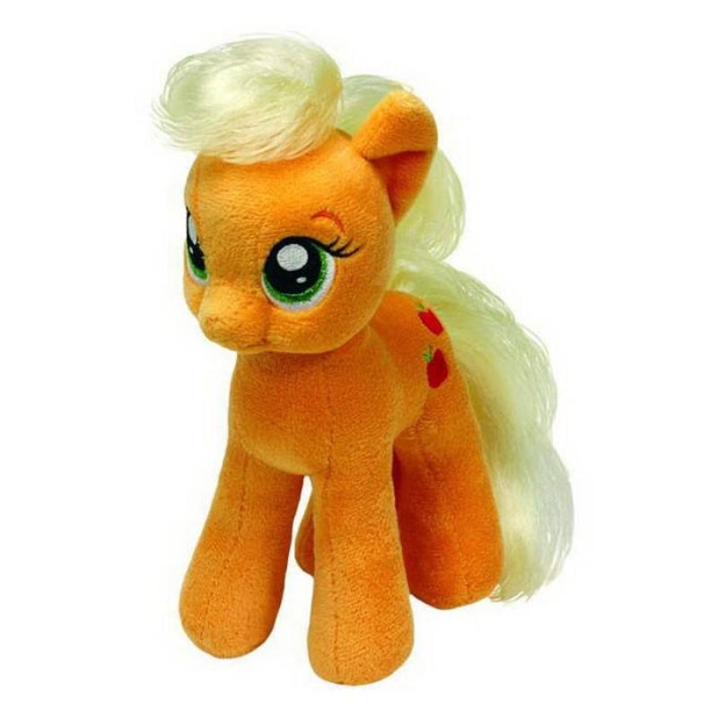 Мягкая игрушка Май Литл Пони (My Little Pony) Пони Apple Jack 25 cм