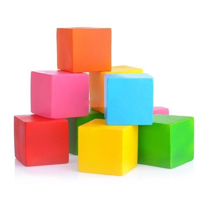 Развивающая игрушка Кудесники Набор кубиков 9 шт.