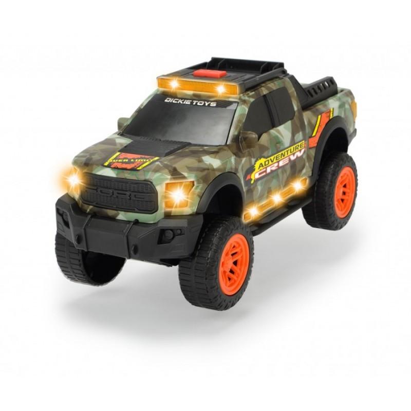 Dickie Машинка Adventure Ford F150 Raptor 33 см