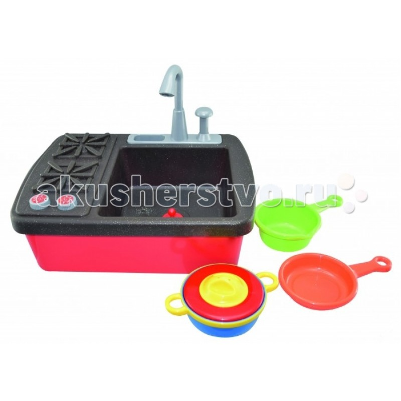 Gowi Детский игровой набор 5 предметов