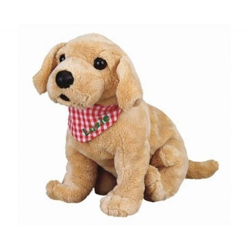 Мягкая игрушка Spiegelburg Лабрадор Luzie 4639 25 см
