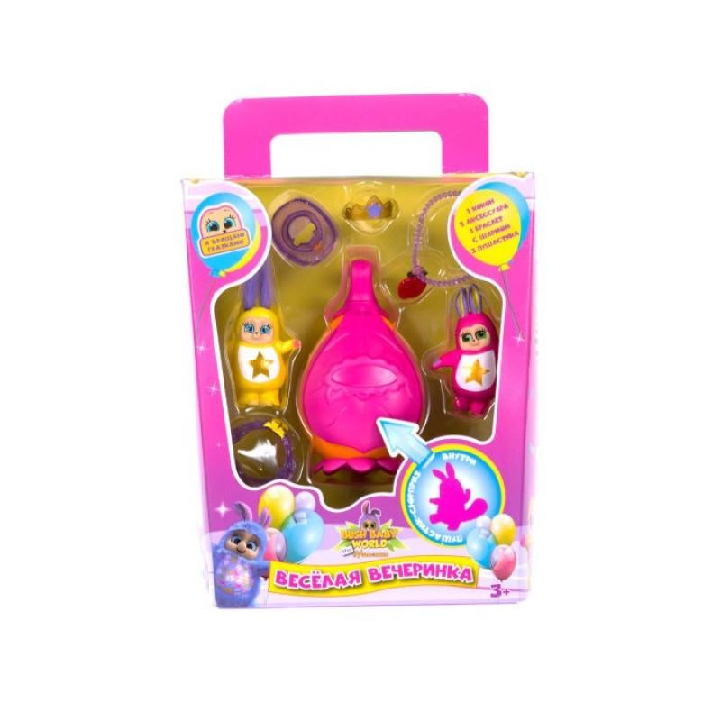 1 Toy Игровой набор Веселая вечеринка Фестиваль Bush Baby