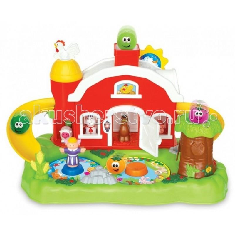 Kiddieland Развивающая игрушка Фермерский дворик